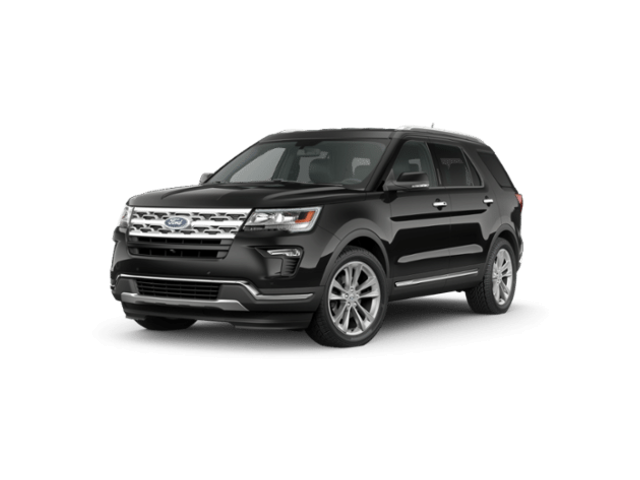 New 2019 Ford Explorer Limited SUV for sale in Council Bluffs